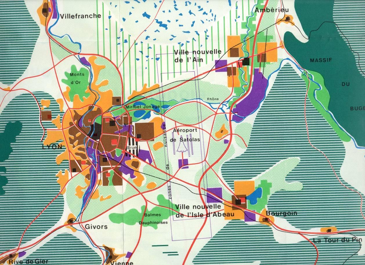 Ecole Paysagiste Lyon se rapportant à séminaire itinérant plan-paysage n°4 : le schéma de l'oream lyon