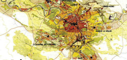 SDAURP Paris © IAU IdF